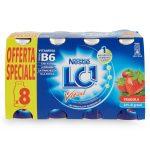 Lc1 vital fragola 8x90g Nestle