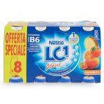 Lc1 vital multifrutti 8x90g Nestlè