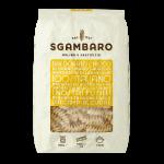 500g fusilli di grano Marco Aurelio 100% italiano Sgambaro