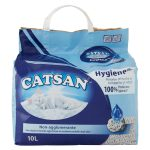 Lettiera per gatti hygiene 10 litri