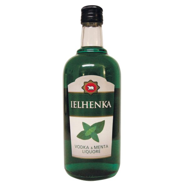 Vodka alla Menta 18°cl70 Ielhenka Noi&Voi