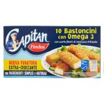 10 bastoncini Findus omega 3 250g