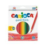 24 pastelli Carioca