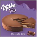 Torta al cioccolato Milka 350g Vanloon