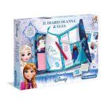 Art & craft Frozen 2 dream diary Clementoni