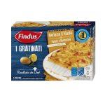 A Regola d'Arte Filetti di Merluzzo gratinati con patate e rosmarino 380g Findus