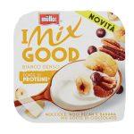 Yogurt i mix good bianco con noci pecan,banana,   gocce di cioccolato 140g Muller