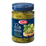 Pesto rustico basilico e zucchine 200g Barilla