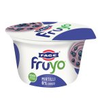 Yogurt greco Fruyo 0% 170g mirtilli
