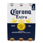 Birra Corona extra 3x33cl bottiglia