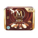 Magnun mini classic/mandorle/bianco 8 pezzi 325g  Algida