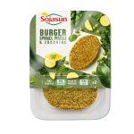 Burger spinaci /piselli 2x100g Sojasun