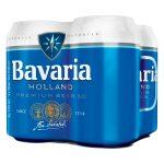Birra Bavaria Premium 4x33cl lattina