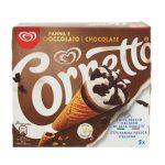 Cornetto al cioccolato 5 pezzi 375g Algida