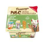 ABC della Merenda Parmareggio Snack DOP