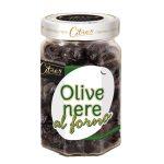 Olive nere al forno 190g Citres