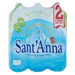Acqua naturale 2lx6 Sant'Anna