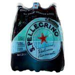 Acqua gasata 1,25lx6 PET San Pellegrino