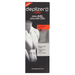 Crema depilatoria corpo uomo 200ml, Depilzero