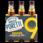 Birra 9 luppoli 33x3 Poretti