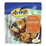 Gratins di patate e formaggio 400g Aviko