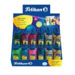 Colla Glitter glue blister 9 pezzi colori assortiti Pelikan