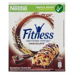 Barrette fitness chocolate 23,5gx6 Nestlè