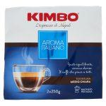 Caffè aroma Italiano 2x250g Kimbo