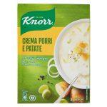 Crema con porri e patate 90g Knorr