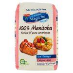 Farina Manitoba 100% americana tipo O Le Farine Magiche 1Kg Lo Conte