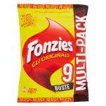 Fonzies multipack 212g