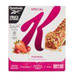 Kellogg's Special K barrette ai mirtilli rossi 6x21g