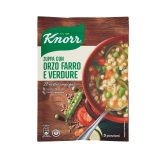 Zuppa cereali e verdure 107g Knorr
