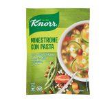 Minestrone con pasta 132g Knorr