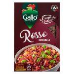 Riso rosso integrale 500g Gallo