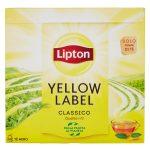 Tè Lipton Yellow Label 50 Filtri
