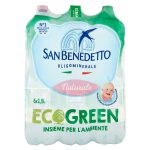 Acqua oligominerale naturale Ecogreen 1,5l San Benedetto