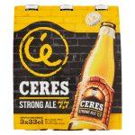 Birra Ceres Strong Ale 33clx3