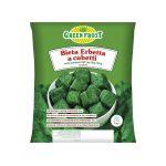 Bieta Erbetta a cubetti 1kg Green Frost