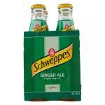Sweppes ginger ale 4 pezzi da 18cl