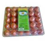 Uova da allevamento a terra cat.A medie x30