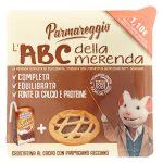 ABC della merenda dolce crostatina 28g Parmareggio