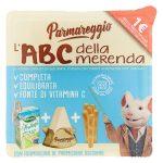ABC della merenda Parmareggio formaggino