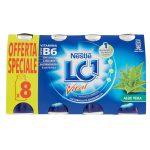 Lc1 vital aloe vera 8x90g Nestlè