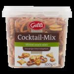 Cocktail Mix 300g Gilli Sfizioso Mix di cracker salati e mini brezel