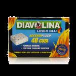 Diavolina accendifuoco 48 Cubi Lignite