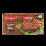 Beefburger 4 pezzi 400g Findus