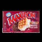 MaxiBon Waffle Dark Berru 4pezzi 240g Motta