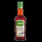 Aceto di vino rosso Bio 500ml Ponti