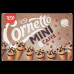 Cornetto Mini caffe' 8 pezzi Algida